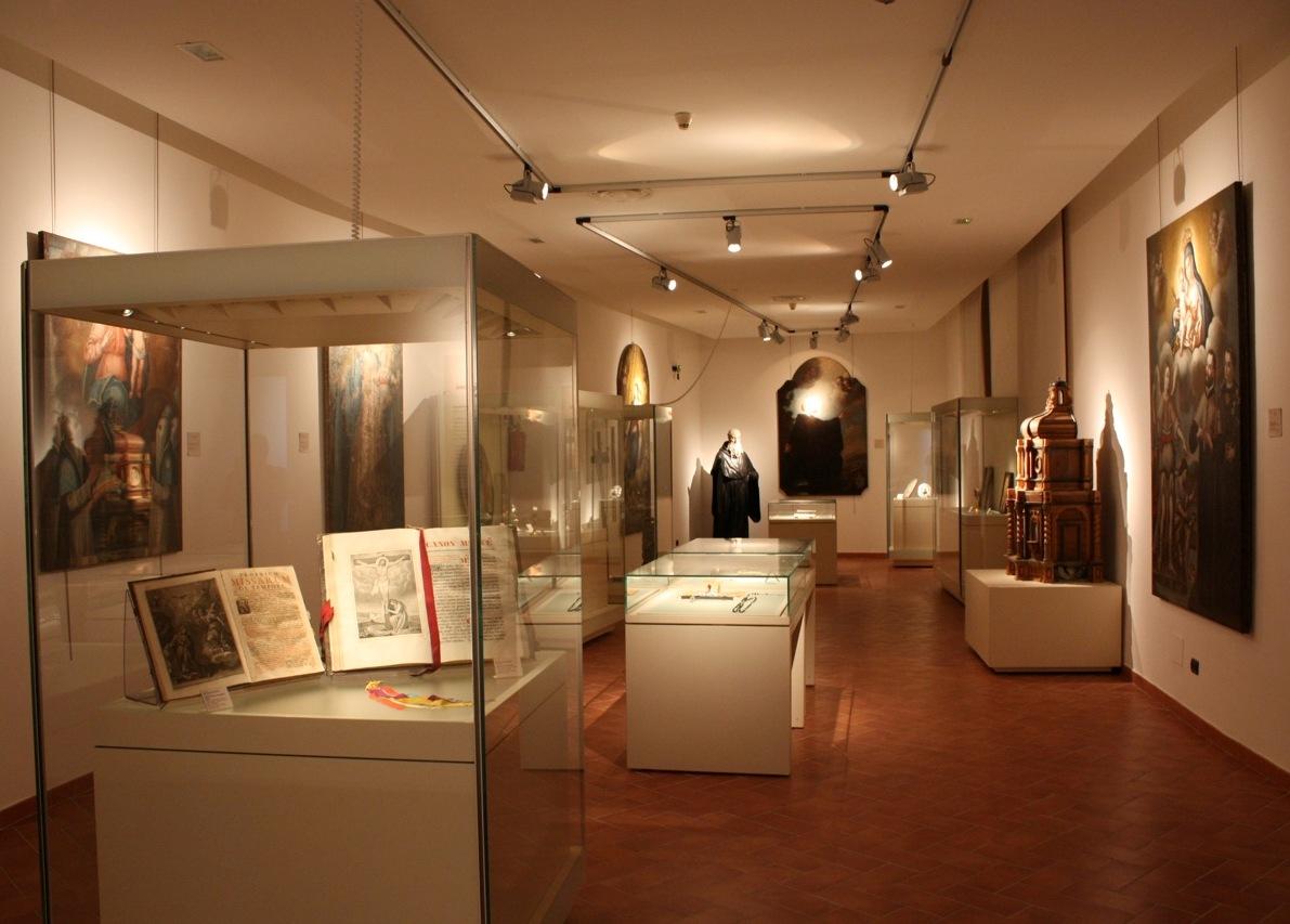 Museo Diocesano di Vittorio Veneto - TESORI SVELATI