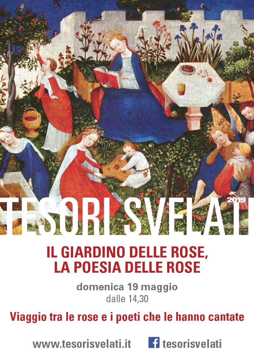 Il giardino delle rose la poesia delle rose 19 05 19 tesori svelati - Il giardino delle rose ...